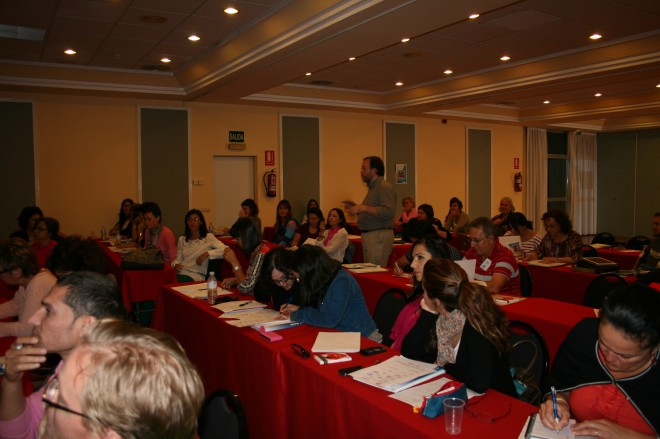 Peer response in the writing class - Jornadas TEA, 2012