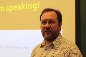 TESOL Madrid Mini-Conference, 15th February 2013: Getting Them Speaking!