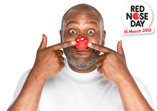 Happy birthday, Red Nose Day