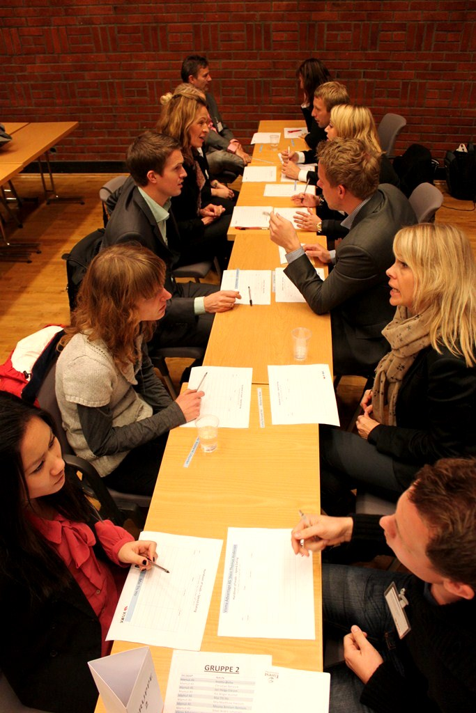 Teaching english speed dating