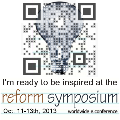 2013 Reform Symposium, fee online conference