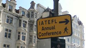 iatefl-conference-sign